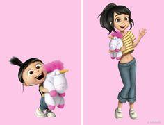 75 Melhores Imagens De Personagens Femininas Desenhos Animados Em