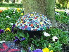 Mosaic Mushroom | Flickr - Photo Sharing!