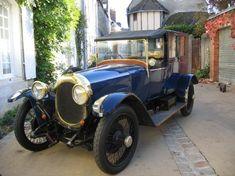 1921 Chenard & Walcker UU Coupe