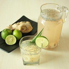 Wedang Jahe Lengkeng - Longan in Ginger Syrup
