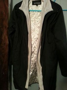 Petite womens all weather trench coat in McCleary, WA (sells for $20)