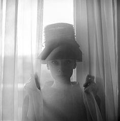 Audrey Hepburn, January 1960  Photographer: Cecil Beaton