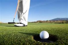 Improve That Golf Swing With These Simple Tips. Golf is a sport of great patience and skill. The end goal of the game is to get a ball into the hole by using different golf clubs. Ranch Homes For Sale, Golf Holidays, Golf Putting, Putting Tips, Golf Training, Putt Putt, Golf Lessons, Play Golf, Soccer Players