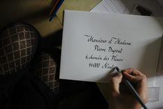 Fanny Calligraphie Studio : Styles d'écritures