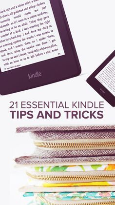 21 Things You Didn't Know You Could Do With Your Kindle