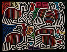Molas arte indígena Kuna, ver y descargar - Taringa!