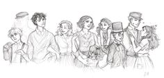 Miss Peregrine's Home for Peculiar Children by drakonarinka.deviantart.com on @DeviantArt