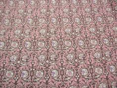 Art Deco Style Fabric Remnant of 1-3/4 Yards  Quilting Weight