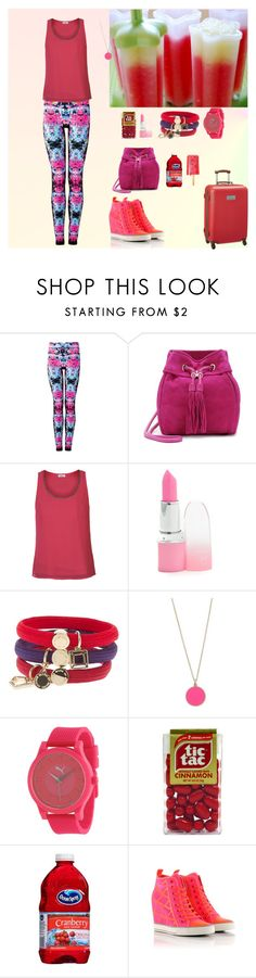 """Time Travel"" by oksana-kolesnyk ❤ liked on Polyvore featuring cupcakes and cashmere, Salvatore Ferragamo, ONLY, Marc by Marc Jacobs, Kate Spade, Puma, DKNY and Tommy Hilfiger"