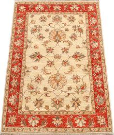 Beige Ziegler Carpet/Rug No. 4984.  http://www.alrug.com/4984
