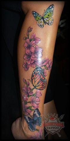 Photo #1056 hammersmith tattoo london Zanda - Zanda / Tattoo Artist / Guest Artist Tattoos - Tattoo Art - London Tattoo Studio