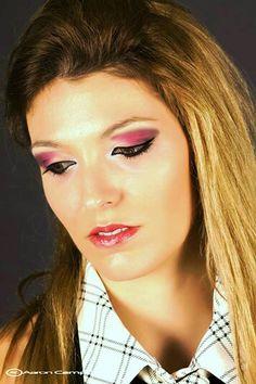Make up noche vieja