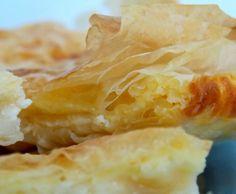 Bulgaria y una banitsa de queso y manzana