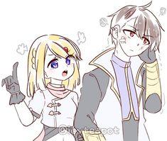 Alucard, Mobile Legends, Chibi, Wattpad, Bang Bang, Manga, Cute, Anime, Couples