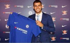 El Chelsea hace oficial el fichaje de Álvaro Morata