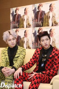 Key and Woohyun