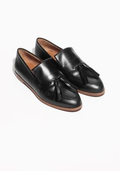 & Other Stories | Tassle Loafers