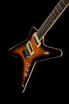 Dean Guitars ML79-F Tranz Braziliaburst, Electric Guitar, Flame Maple Top/Mahogany Body