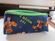 Muppets pencil case for Jim Henson swap
