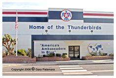 U.S. Air Force Thunderbirds photo Gallery page plus F-16 photos