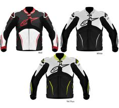 Alpinestars - Atem Leather Jacket