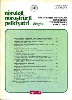 Nöroloji Nöroşirurji Psikiyatri Dergisi