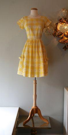 60s Dress // Vintage Dress // Vintage 1960s by xtabayvintage, $148.00