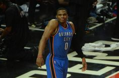 By Michael Kinney, The Sports Xchange OKLAHOMA CITY -- More than three hours before each game, Oklahoma City Thunder star Russell Westbrook…