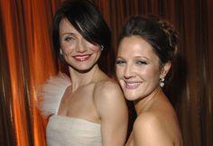 Cameron Diaz et Drew Barrymore : les plus fun