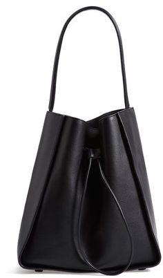 a00589a59d5a Shop soleil leather bucket bag from 3 1 Phillip Lim in our fashion directory .