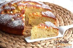 Questa torta di cioccolato bianco e pere è un dolce soffice e profumato, ideale anche per una merenda pomeridiana. Non contiene glutine, potete consultare questa ricetta anche nella sezione La cucina intollerante : Ricette glutenfree. Procedimento Sbucciate le pere e tagliatele il resto a dadini. Ricavate il succo del limone ed irrorarvi i pezzetti di […]