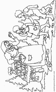 mother hulda mother holle coloring page holle any sznez coloring pages pinterest