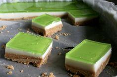 Coconut Jelly Slice - Muluthange