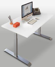 37 best sit stand desks images bureaus desk desks rh pinterest com