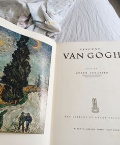 art, van gogh, and book image Vincent Willem Van Gogh, Mode Collage, Arte Van Gogh, Art Hoe, Diy Blog, Book Aesthetic, Angel Aesthetic, Make Art, Diy Art