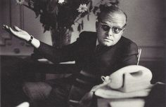 Man of Style Truman Capote