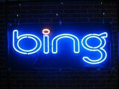 Neon Bing