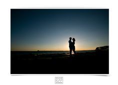 Engagement Session | Longport NJ Jetty | Sunset | Krista Patton Photography
