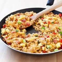 Hawaiian Fried Rice Recipe - Cooks Country