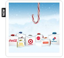 Coca-Cola 2013 Merry Minutes of Winning Instant Win Game! They are giving away over 69,000 prizes!!