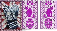 Kissa, Knit Mittens, Knitting, Gloves, Album, Patterns, Block Prints, Tricot, Breien