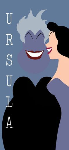 Ursula, the Sea Witch (Ariel) Ursula Disney, Film Disney, Disney Little Mermaids, Arte Disney, Ariel The Little Mermaid, Disney Love, Disney Magic, Disney Art, Disney And Dreamworks