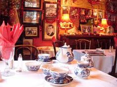 Mad Hatter Tea Rooms, Greenwich