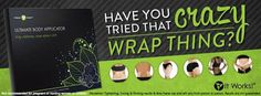 """It Works body wraps are getting so much attention right now, but the question is, do they really work? The It Works Ultimate Body Applicator or body wrap is a """"contouring product that can tighten, tone, and firm any area of the body. It Works Wraps, My It Works, Have You Tried, All You Need Is, It Works Distributor, Independent Distributor, It Works Global, Ultimate Body Applicator, It Works Products"""