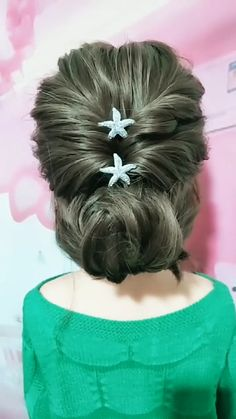 wedding hairstyles for long hair Hairstyle Tutorial 887 - - Everyday Hairstyles, Formal Hairstyles, Cute Hairstyles, Wedding Hairstyles, Princess Hairstyles, Hairstyles Videos, Medium Hair Styles, Natural Hair Styles, Short Hair Styles