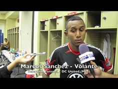 Marcos Sanchez discusses Panama and D.C. United @Major League Soccer