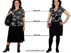 #AlineKilian #ConsultoriadeImagem | Descubra o que as proporções corretas podem fazer por você! #estilo #dicasdemoda #proporçõescorporais