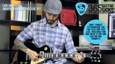 Lick 249/365 - Smooth Descending Jazz Lick in F | 365 Guitar Licks Project