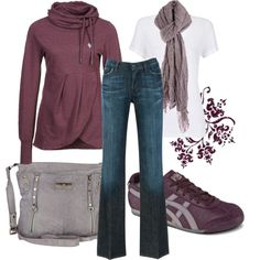 """Fall Plums"" by anne-ratna on Polyvore"