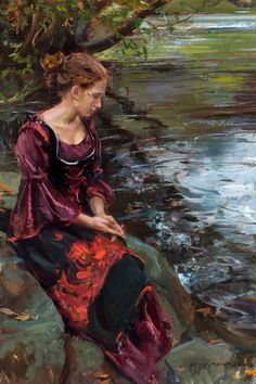 Streamside,Daniel F Gerhartz